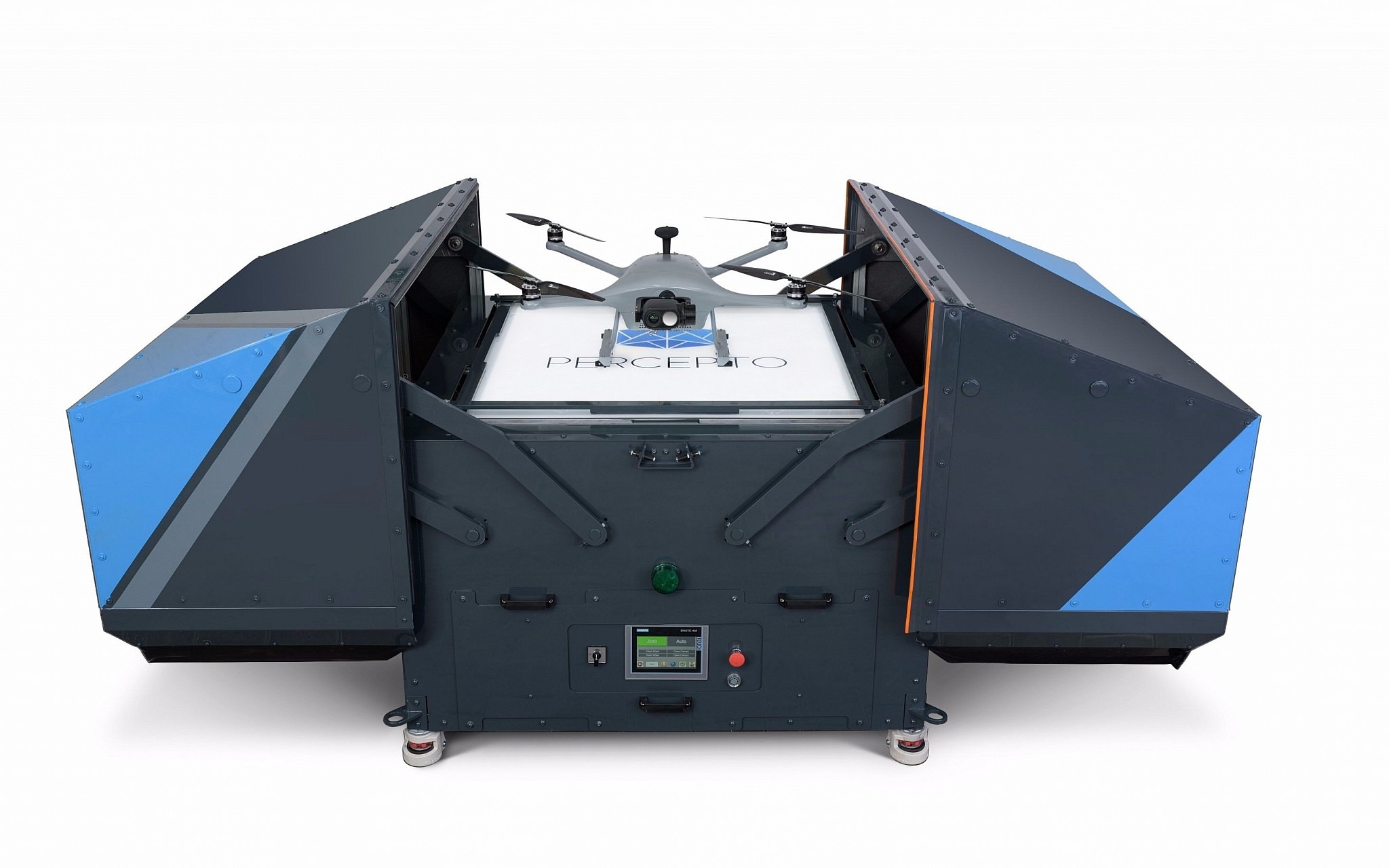 A Great Month For Fully Automated Drone Systems Interdrone